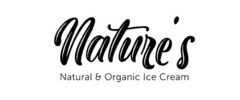 Nature's Organic Ice Cream Logo