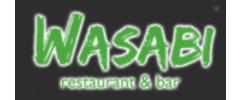 Wasabi Restaurant Logo