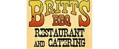 Britt's BBQ Logo