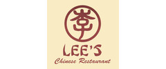 Lee's Chinese Restaurant Logo