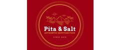Pita & Salt Logo