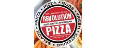 Revolution Pizza & Catering logo