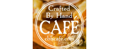 Crafted By Hand Cafe Logo