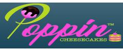 Poppin' Cheesecakes Logo