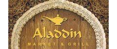 Aladdin Market & Grill Logo