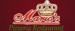 Mario's Pizzeria Restaurant Logo