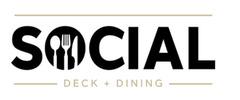 Social Deck & Dining Logo