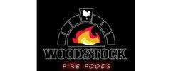 Woodstock Fire Foods Logo