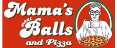 Mama's Meatballs & Pizza Logo