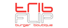 FLIP burger boutique Logo