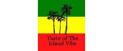 Taste of the Island Vibe Logo
