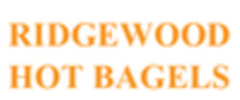 Ridgewood Hot Bagels Logo