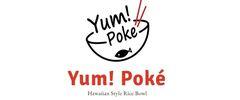 Yum! Poké Logo