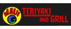 Maui Teriyaki and Grill Logo