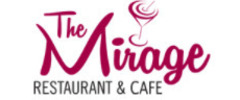The Mirage Restaurant & Café Logo