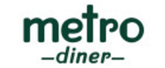 Metro Diner Holiday Feast Logo