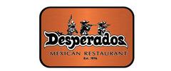 Desperados Mexican Restaurant Logo
