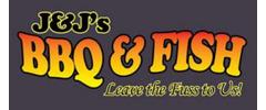 J & J's BBQ & Fish Logo