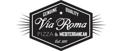 Via Roma Catering Logo