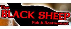 Black Sheep Pub & Restaurant Logo
