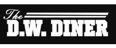 The D.W. Diner Logo