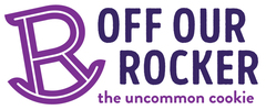 Off Our Rocker Cookies Logo