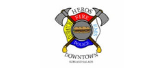 Hero's Downtown Subs Logo