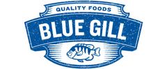 Blue Gill Quality Foods Logo