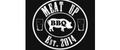 Meat Up BBQ Logo