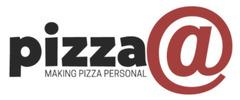Pizza@ Logo