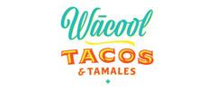 Wacool Tacos & Tamales Logo