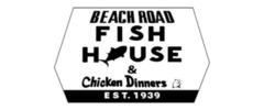 Beach Road Fish House Logo