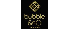 Bubble & Co Tea Bar Logo