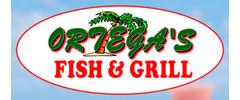 Ortega's Fish & Grill Logo