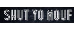 Shut Yo Mouf Soulfood Logo