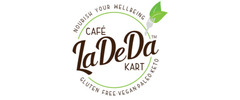 Cafe La De Da (Gluten Free on The Go) Logo