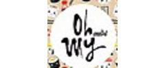 Oh My Sushi Logo