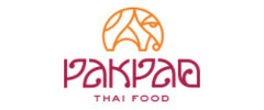 Pakpao Thai Food Logo