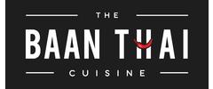 The Baan Thai Cuisine Logo
