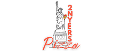 2 NYers Pizza Logo