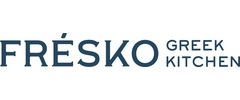 FRESKO Greek Kitchen Logo