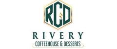 Rivery Coffeehouse & Desserts Logo