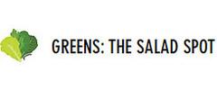 Greens The Salad Spot Logo