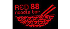 Red 88 Noodle Bar Logo
