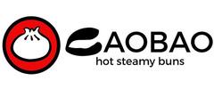 Caobao Hot Steamy Buns Logo