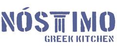 Nostimo Greek Kitchen Logo