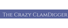 The Crazy ClamDigger Logo