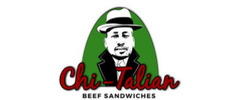 Chi-Talian Beef Sandwiches Logo
