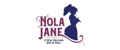Nola Jane Restaurant and Bar Logo