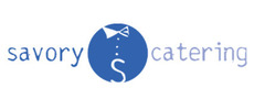 Savory Catering Logo